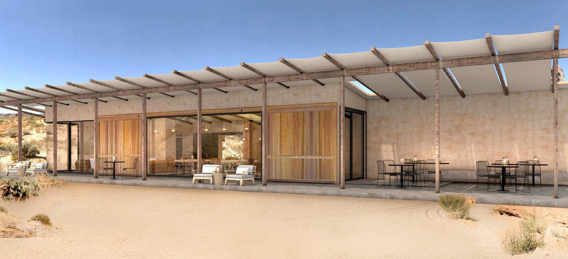rammed earth concepts