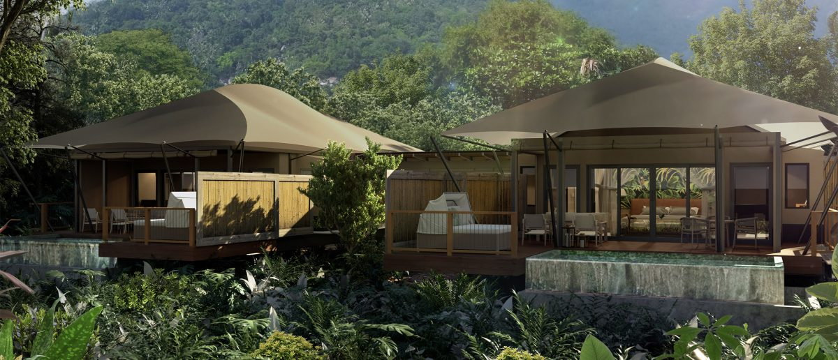 Bloomberg: Tented Camps Are Fast Becoming the World's Best Resorts