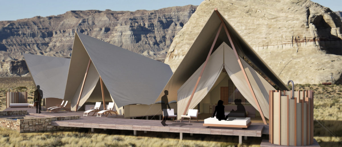 How Eco-Friendly Pop-Up Hotels Are Disrupting the World of Luxury Travel